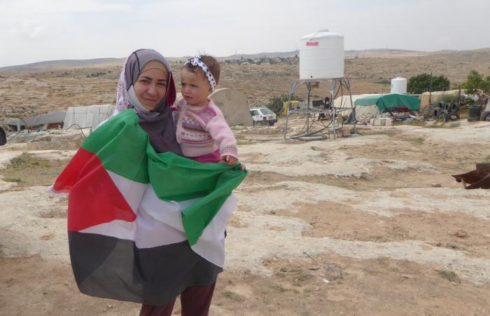 "Say ""No"" to the Forced Transfer of the  People of Susiya, Palestine."